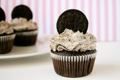... oreo cupcakes on Pinterest | Oreo cupcakes, Oreo cookie cupcakes and