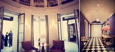Private penthouse wedding at The Fairmont Hotel, San Francisco. ♥