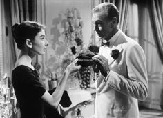 Cooper, Gary (Love in the Afternoon),With Audrey Hepburn