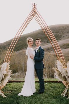 Photography : Nirav Patel | Photography - Assistance : Logan Cole Read More on SMP: http://www.stylemepretty.com/2016/10/28/california-camp-wedding/
