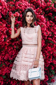 VivaLuxury - Fashion Blog by Annabelle Fleur: A STEP INTO SPRING