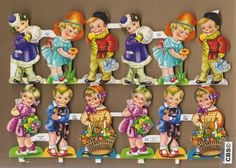 """We used to buy these sheets of """"pictures"""" to put on our """"brown paper"""" covered with """"clear plastic"""" school books. You could choose from of """"themed"""" sheets for I guess about 30 cents a sheet. Retro Toys, Vintage Toys, Retro Vintage, My Childhood Memories, Sweet Memories, Nostalgia, Good Old Times, Old Toys, The Good Old Days"""