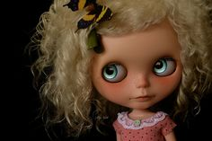I love her eyes by ☆彡Natt 彡☆AWAY...☠, via Flickr