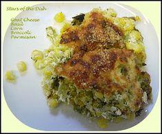 BIZZY BAKES: Broccoli, Corn & Goat Cheese Crustless Pie - Lunch Break