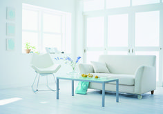 Easily recreate your interior with our easy to use transparent window film!