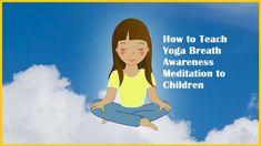 Teaching Class, Student Teaching, Teaching Kids, Breathing Techniques, Meditation Techniques, Teacher Hacks, Yoga Teacher, Help Kids, Yoga For Kids