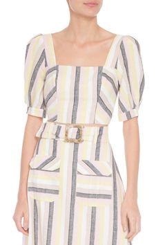 9fff5f8eb6920 9 melhores imagens de Estampa listrada   Stripes, Casual clothes e ...