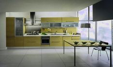 European style Kitchen Cabinets – Sleekness Beauty and Classical Chic