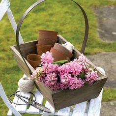 I've just found Reclaimed Wood Garden Trug. Reclaimed Wood Garden Trug. £22.00