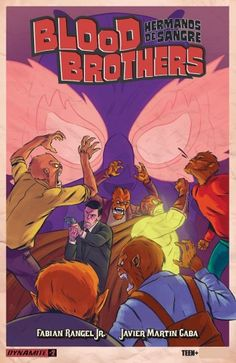 Blood Brothers #2 Review