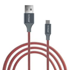 YCCTEAM Nylon Braided Micro USB Data & Charging Cable for Samsung Galaxy Android #YCCTEAM