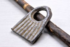 Beautiful Aluminum Pendant from Ethiopia. (Item code TLV-3576 ). | eBay!