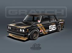 Car Stickers, Car Decals, F100, Racing Car Design, Nissan Gtr R35, Mens Toys, Datsun 510, Car Illustration, Futuristic Cars