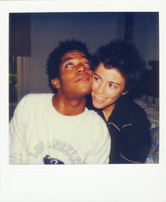 Paige Powell, Interview magazine's former associate publisher and the ex-girlfriend of Jean-Michel Basquiat, shares photos from her personal archive. Jean Michel Basquiat, Jm Basquiat, Robert Rauschenberg, Grace Jones, Keith Haring, Pop Art Andy Warhol, Radiant Child, Brooklyn, Photo Polaroid