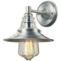 ELK Lighting E667001 1 Bulb Wall Sconce