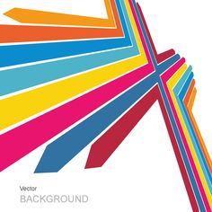 COLORFUL VECTOR SHAPE, SUITABLE FOR ABSTRACT POSTER DESIGN.. More Free Vector Graphics, www.123freevectors.com