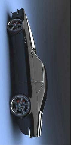 (°!°) 1967 Camaro Concept SS 2+2, by Bo Zolland