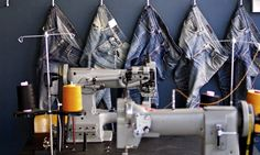Swedish denim label Nudie Jeans recommends people don't wash their new jeans for at least six months