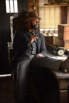 Hell on Wheels - Elam Ferguson – AMC