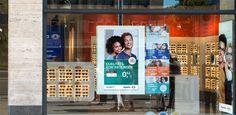Hohe Aufmerksamkeit mit den E-Plakaten von netvico