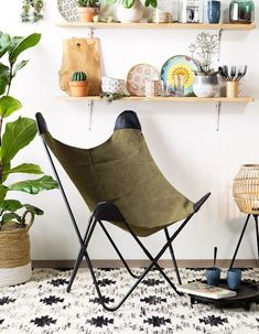 Canapé Convertible Ikea, Butterfly Chair, Decoration, Indoor, Furniture, Design, Home Decor, Marcel, Boho Style