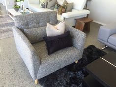Chair option & colour Colorful Furniture, Staging, Love Seat, Armchair, Couch, Colour, Home Decor, Style, Role Play
