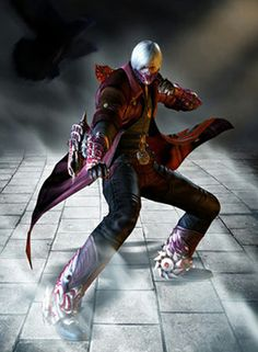 Nero is the protagonist of Devil May Cry 4 | Devil May Cry 4 Dante Gilgamesh