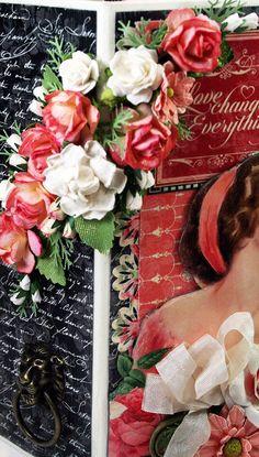 Mini album, Mon Amour, Maggi Harding, Graphic 45 (1)