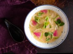 foodffs:  Miso Soup With Mixed Seasonal Vegetables Really nice recipes. Every hour. Show me what you cooked!
