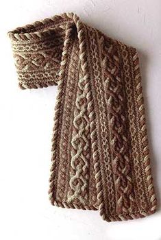 double sided knit scarf japanese - I would love to be able to knit this someday Cable Knitting, Knitting Books, Circular Knitting Needles, Knitting Stitches, Loom Patterns, Knitting Patterns, Norwegian Knitting, Knitted Afghans, Knit Wrap