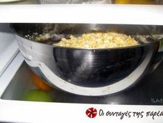 Τυροπιτάκια πανευκολάκια συνταγή από amande - Cookpad Oatmeal, Breakfast, Food, Almond, The Oatmeal, Morning Coffee, Rolled Oats, Essen, Meals