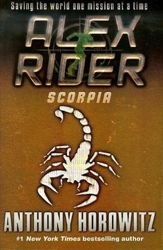 Scorpia (Alex Rider Adventures (Pb)) by Anthony Horowitz, http://www.amazon.com/dp/0756968801/ref=cm_sw_r_pi_dp_IHlqrb0SRP13G