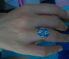 Sam's chunky ring