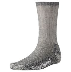 SmartWool socks...the only socks that resist my sweaty feet's stench! Try wearing them with BriskStep cedar shoe insoles - no more sweaty and smelly feet! (www.briskstep.com)
