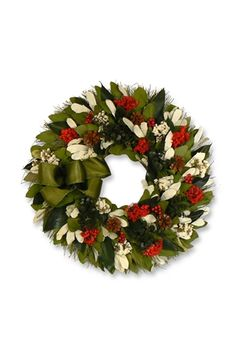 Lovely Christmas wreath