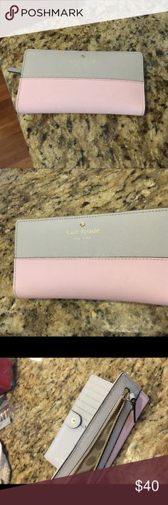 Spotted while shopping on Poshmark: kate spade wallet! #poshmark #fashion #shopping #style #kate spade #Handbags