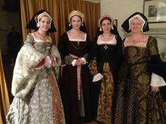 Undersleeves from an amazing katherine parr gown from those amazing