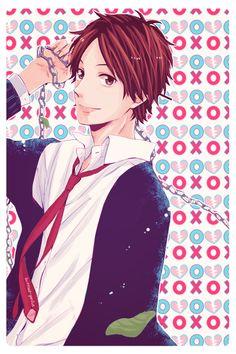 Katakura Keiichi ~ Nijiiro Days (Comedia, Romance, Recuentos de la vida, Shoujo, Anime Invierno 2016)