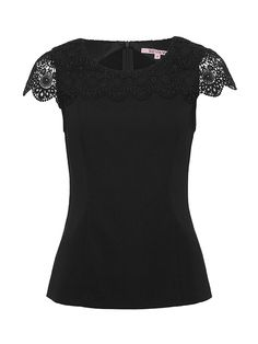 Seeklocal is a local search platform that delivers a better shopping experience, allowing users to search for products on sale nearby and receive location aware messages from their favourite stores. Fur Trimmed Cape, Black Lace Tops, Cotton Lace, Cap Sleeves, Topshop, Short Sleeve Dresses, Pretty, Shopping, Beautiful
