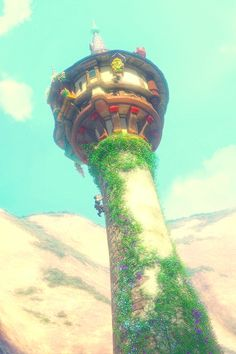 The tower.... Tangled