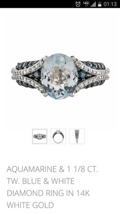 completely in love with this ring... hopefully John gets the hint before it sells out! ;)