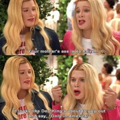 White Chicks best line ill never forget