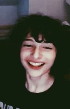 Image result for finn wolfhard laughing