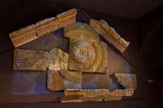 - Templo / Los baños de Aquae Sulis, Bath, Inglaterra -