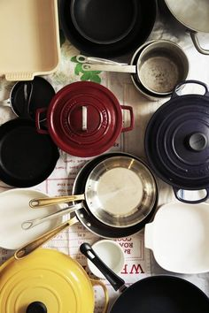 What I Saved and What I Tossed: Pots, Pans, and Small Appliances