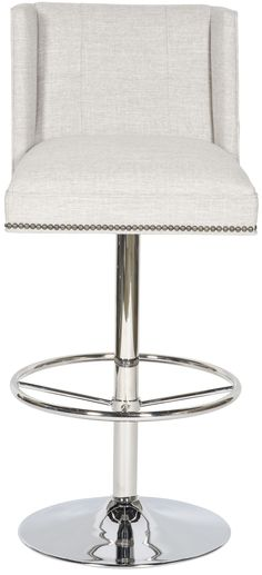go for a spin on this barstool