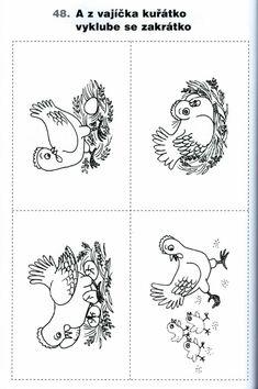 Z vajíčka kuřátko Life Cycles, Teaching English, Farm Animals, Montessori, Preschool, Parenting, Google, Drawings, Autism