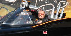 George Barris, Designer of the '66 Batmobile, Passes Away!