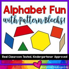 When you add math plus language arts, it always equals tons of fun! Yes! Simply print these mats in color or black & white and you have a wonderful hands-on learning experience your students will LOVE!