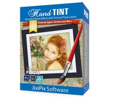 Hand Tint Pro - Software for Professionals
